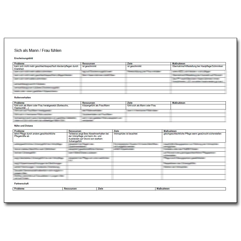 Download: 147 Formulierungshilfen zur AEDL Sich als Mann