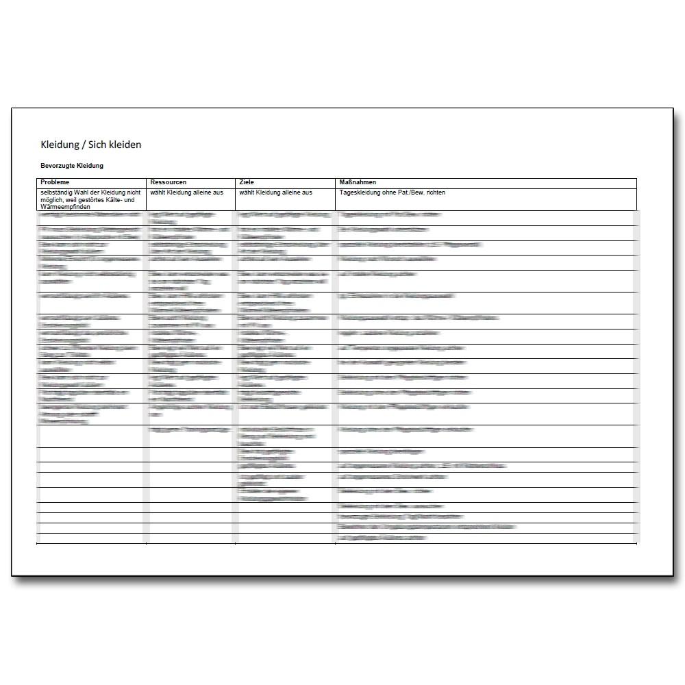 download 6060 formulierungshilfen zu allen 13 aedl - Pflegeplanung Schreiben Muster