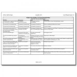 Download 710 Formulierungshilfen Ruhen Schlafen Pflegeplanung