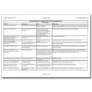 547 Formulierungshilfen Soziale Bereiche Pflegeplanung