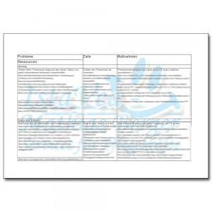 Download: Pflegeplanung Demenz - Sehr umfangreich