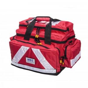 Pflegetasche MBS ProLine Advanced Medtex rot mit Füllung
